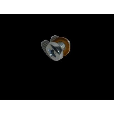 Zeskanttapbout M8x10 8.8 verzinkt olie aftapplug