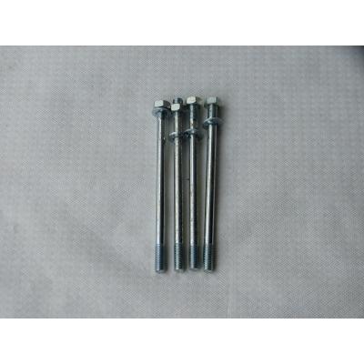 A-kwaliteit M7 x 116 cilinder draadeinden set