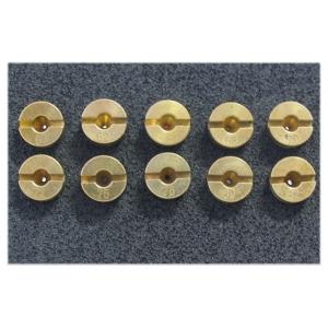 sproeier kit dellorto 5 mm (10 st) 50-72