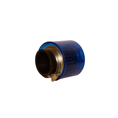 PHBG power filter blauw