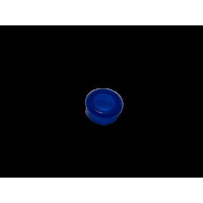 Cockpit glaasje blauw groot licht